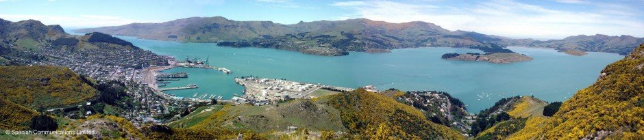 Lyttelton, Christchurch, New Zealand