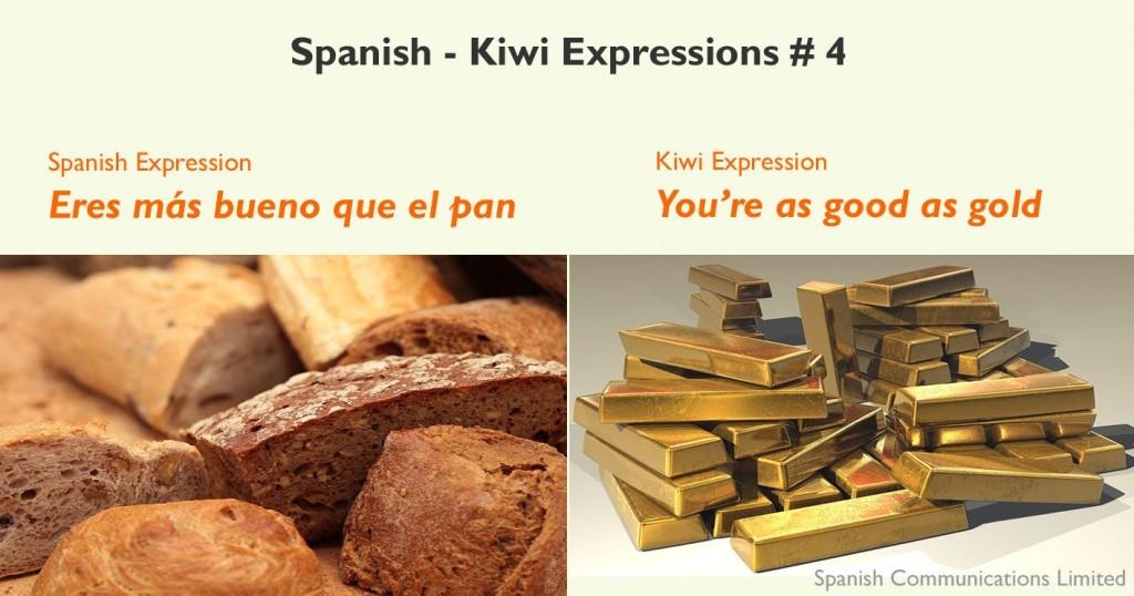 Spanish - kiwi expressions #4