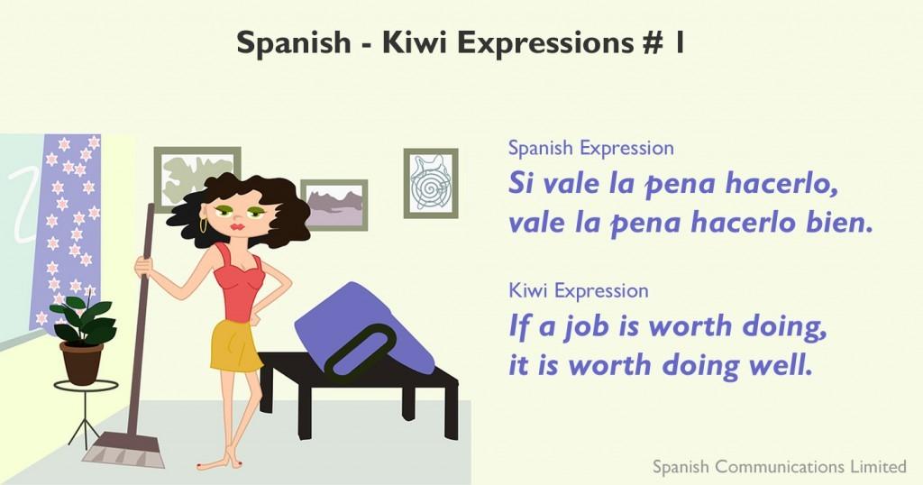 Spanish-Kiwi expressions #1